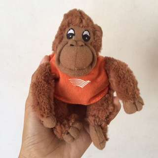 Boneka Monyet Garuda