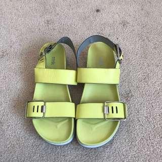 Rmk Birkenstock Look Sandals