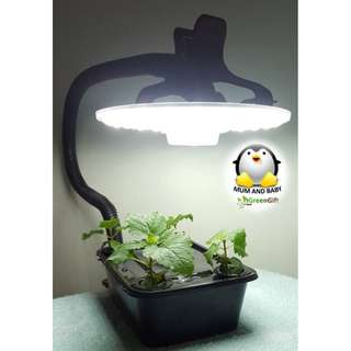 GreenGift : Round E2 LED Light Assembly Set for Growing Vegetable/Herbs/Plant/etc. (Picture 3)