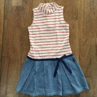 Girls Big&Small Co Dress Size8