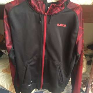 Nike Lebron James Therma-fit Jacket