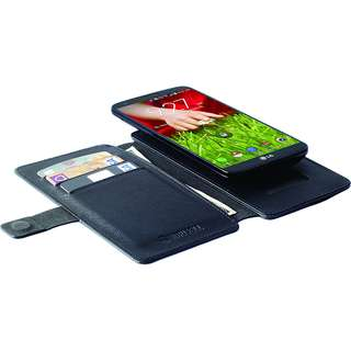 Krusell FlipWallet Slide Case 5XL Black for iPhone 6 Plus + MORE