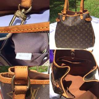 Sale louis vuitton batignolles monogram