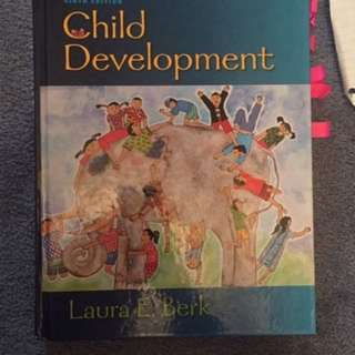 Child Development 9th edition by Laura Berk
