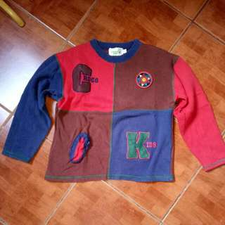 Croco Sweat Shirt Size 8