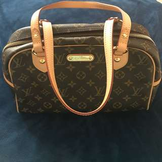 Authentic Louis Vuitton Montorgueil PM