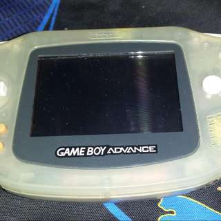 Gameboy Advance W/ cartridge(spongebob)