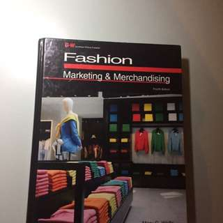 10/10 Condition Fashion Marketing And Merchandising Fourth Edition