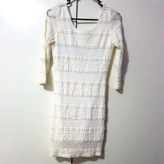 Low Back Lace Dress