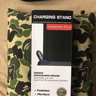 PS4 Charging Stand With Fan