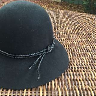 Ladies Wool Hat