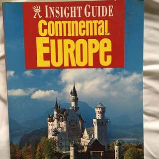 CONTINENTAL EUROPE TRAVEL GUIDE INSIGHTS