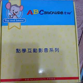 ABCmouse. 點學互動影音系列  6500