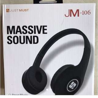 JM-106 MASSIVE SOUND