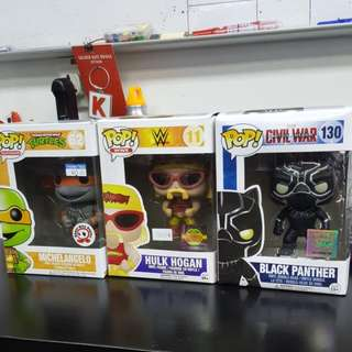 Pop toys for sales!