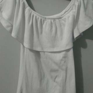 Cotton On Off Shoulder Blouse