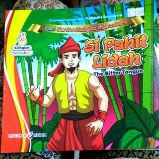 Buku Cerita Anak: Legenda Indonesia