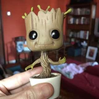 Pop Funko Baby Groot (Bobblehead)