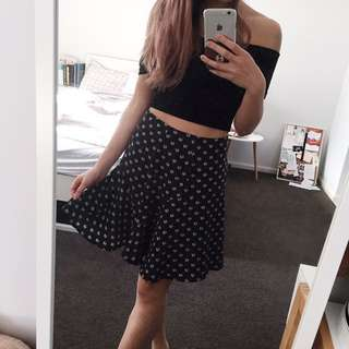 The Fifth Label Floral Skirt