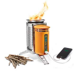 Biolite Campstove With Kettle For Sale!