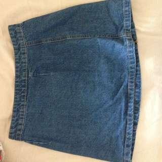 Denim Skirt | Dotti
