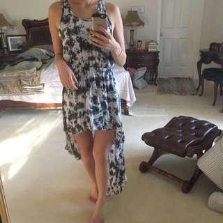 Asymmetrical Dress Size XS