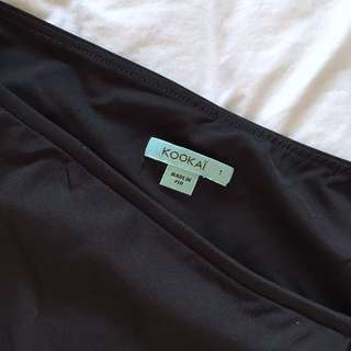 Kookai Wrap Style Skirt