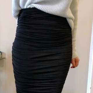 Sportsgirl Rouched Skirt