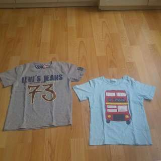 Kaos Boy Tee For 6y. Take All!