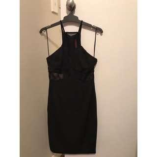 Size 10 - Peppermayo Black Dress