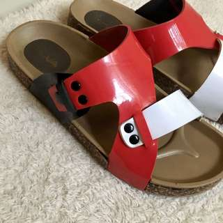 Reva Flat Sandals