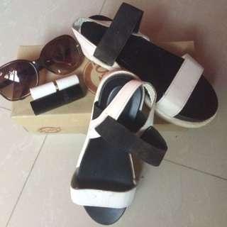 Cutie Sandals. 😍👣