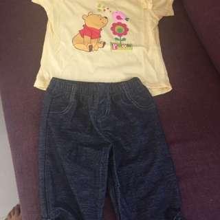 Tshirt And Pantalon