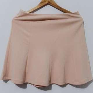 Mini Pink Skirt