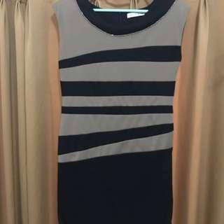 N.Y.L.A Mocca Dress Size.S