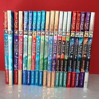 Beast Quests Series Books