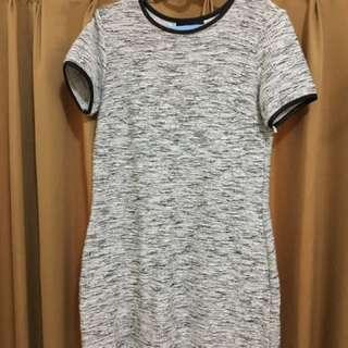 New Look Casual Grey Dress