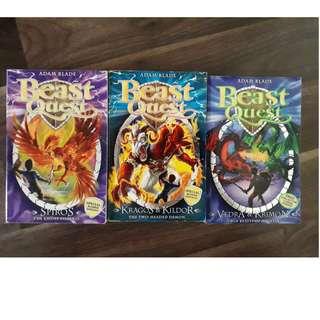 Beast Quest, Special Bumper Series