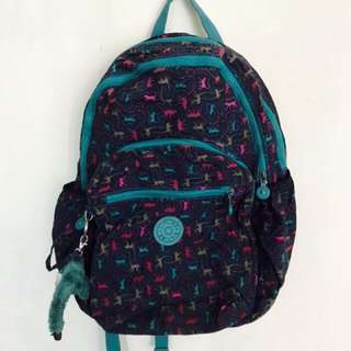 Kipling Backpack With Laptop Sleeve