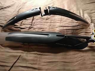 Topeak Defender M1 and XC11 for 29 and 27.5 inch bicycles