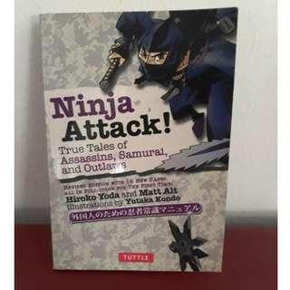 Ninja Attack, Tales of Samurai and Assasins