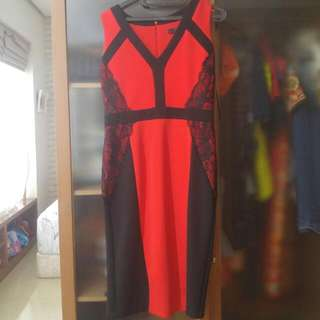 Star Res Dress For Woman Sz 12 (Large)