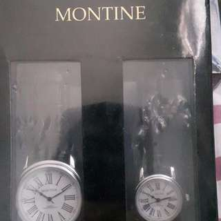 Original Montine Couple watch