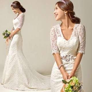 Preorder Wedding Dress , Wedding Gown (7-14 Days )