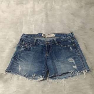 Short Pants Jeans Rip