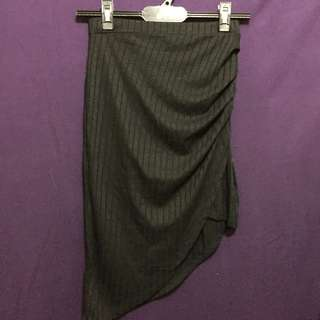 Factorie Drape Skirt Size Small