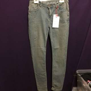 Cotton On Skinny Mid Rise Jeans Size 12