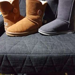 2 Pairs Of Ugg Boots