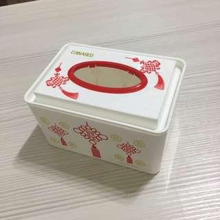 🚚 中國風中型包抽取式面紙盒