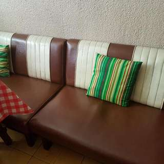 Narra sofa